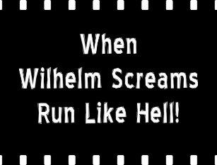 ウィルヘルム の 叫び