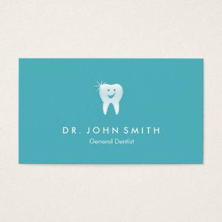 歯科医院、歯科医師用の名刺デザイン/テンプレート