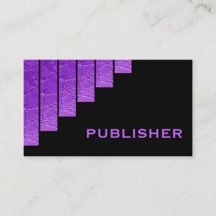 出版 業者名刺-デザイン名刺 | Z...