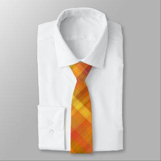オレンジネクタイデザイン