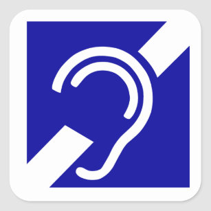 補聴器シール zazzle co jp