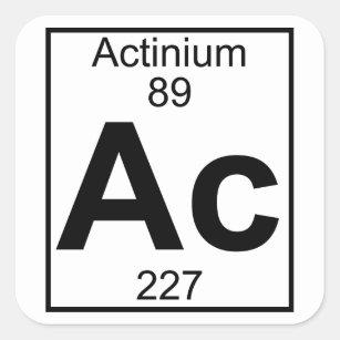 アクチニウムシール | Zazzle.co...