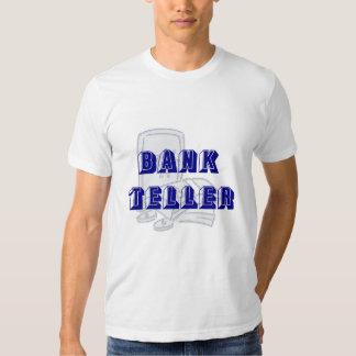 メンズ銀行半袖Tシャツ | Zazzle...
