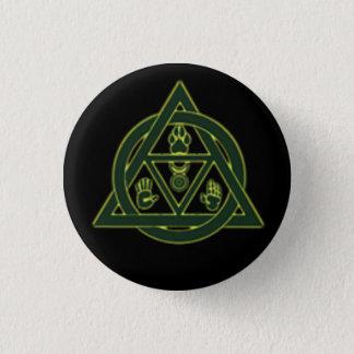 ΘデルタのTherian Otherkin Pin 3.2cm 丸型バッジ