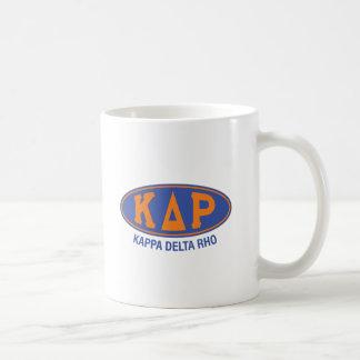 ΚのデルタのRho |のヴィンテージ コーヒーマグカップ