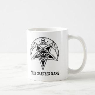 Κシグマバッジ コーヒーマグカップ