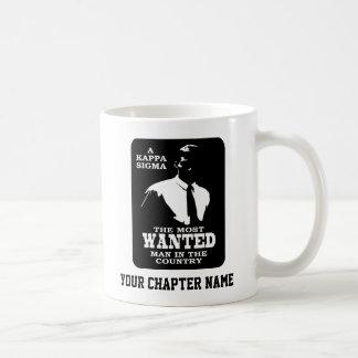 Κシグマ-ほしかった コーヒーマグカップ