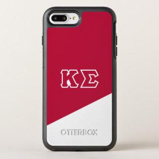 Κシグマ|ギリシャ人の手紙 オッターボックスシンメトリーiPhone 8 PLUS/7 PLUSケース