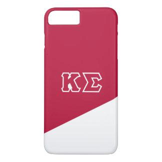 Κシグマ|ギリシャ人の手紙 iPhone 8 PLUS/7 PLUSケース