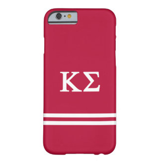 Κシグマ|スポーツのストライプ BARELY THERE iPhone 6 ケース