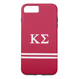 Κシグマ|スポーツのストライプ iPhone 8 PLUS/7 PLUSケース
