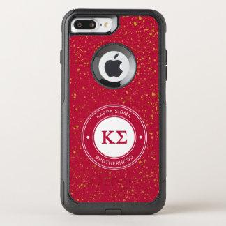 Κシグマ|バッジ オッターボックスコミューターiPhone 8 PLUS/7 PLUSケース