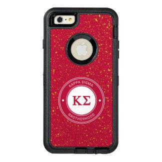 Κシグマ|バッジ オッターボックスディフェンダーiPhoneケース