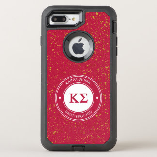 Κシグマ|バッジ オッターボックスディフェンダーiPhone 8 PLUS/7 PLUSケース