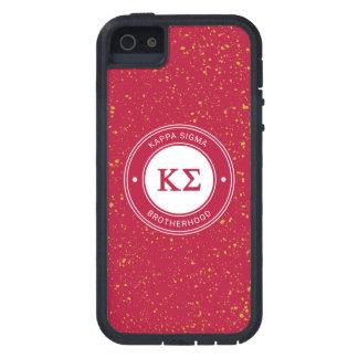 Κシグマ|バッジ iPhone SE/5/5s ケース