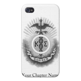 Κシグマ iPhone 4 COVER