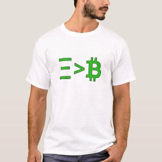 Ξ > B Tシャツ