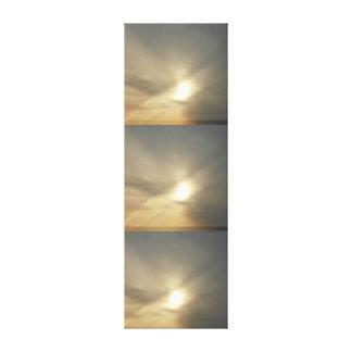 Сrossed太陽 キャンバスプリント