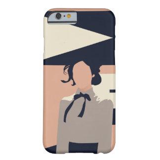 ああ女の子 BARELY THERE iPhone 6 ケース
