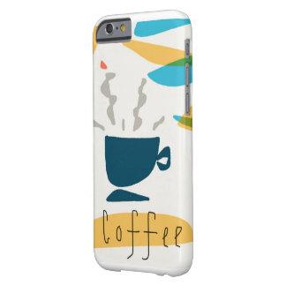 ああ、コーヒー! BARELY THERE iPhone 6 ケース