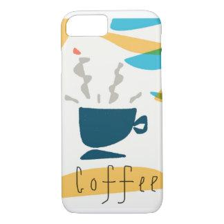 ああ、コーヒー! iPhone 8/7ケース