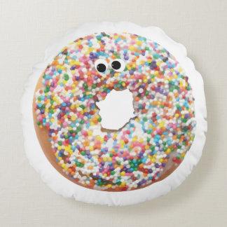 ああ! ドーナツ円形の枕 ラウンドクッション
