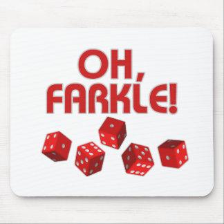 ああ、Farkle! マウスパッド