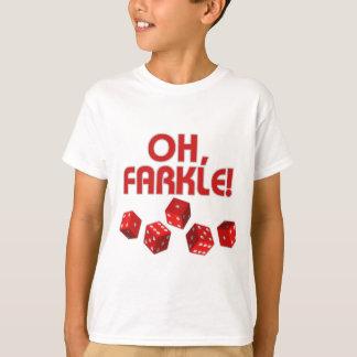 ああ、Farkle! Tシャツ