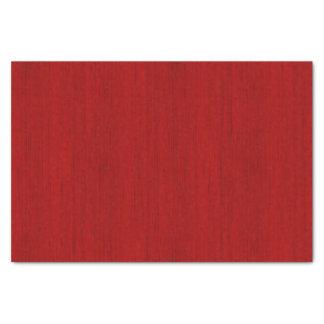 あずき色の赤いタケ木製の穀物の一見 薄葉紙