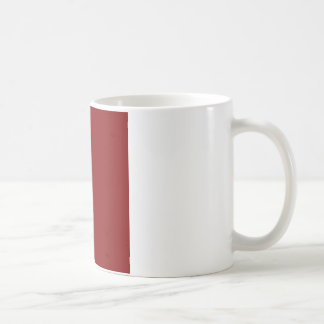あずき色の赤 コーヒーマグカップ