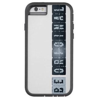 """""""あって下さい元が"""" TOUGH XTREME iPhone 6 ケース"""