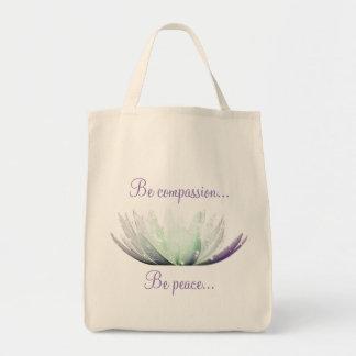 あって下さい同情が… あって下さい平和が… 食料雑貨の戦闘状況表示板 トートバッグ