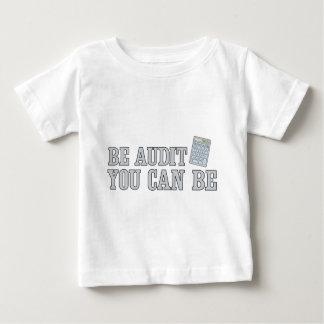 あなたがある場合もある監査があって下さい ベビーTシャツ
