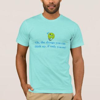 あなたがだけtry~のTシャツ考えることができる事 Tシャツ