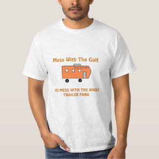 あなたが全体の道と台なしにする湾との混乱。 Tシャツ