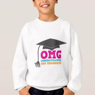 あなたが卒業させたOMGのcongratuations! スウェットシャツ