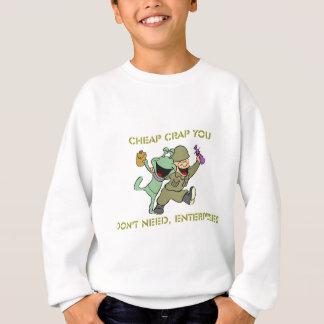 あなたが必要としない安いがらくた、企業の商品 スウェットシャツ