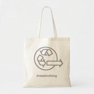 あなたが必要とする最後のバッグ トートバッグ