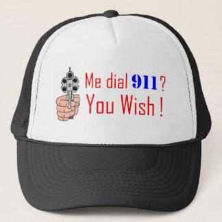 あなたが望む911 キャップ