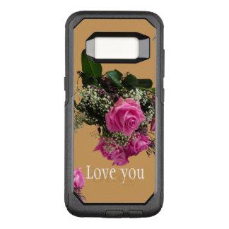 あなたが設計する愛のオッターボックスの場合 オッターボックスコミューターSamsung GALAXY S8 ケース
