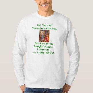 あなたたち自身を賢人と電話します Tシャツ