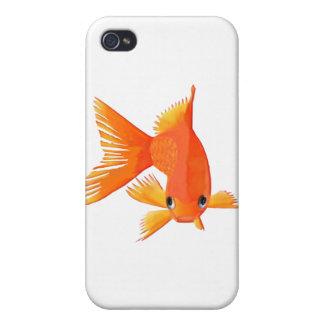 あなたで来ている金魚 iPhone 4 カバー