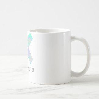 あなたについていかに襲いなさいか コーヒーマグカップ