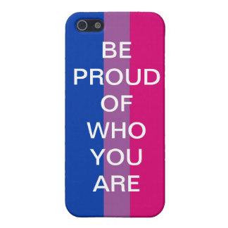 あなたによってがあるWHOの誇りを持ったがあって下さい iPhone 5 COVER