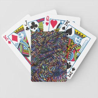あなたによってできるベストはよい十分デジタル芸術カードです バイスクルトランプ