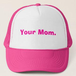 あなたのお母さん キャップ