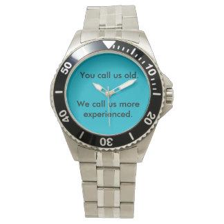 あなたのためこれを考える人々! 腕時計