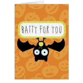 あなたのために気の変ハロウィン カード