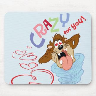 あなたのために熱狂するなTAZ™! マウスパッド