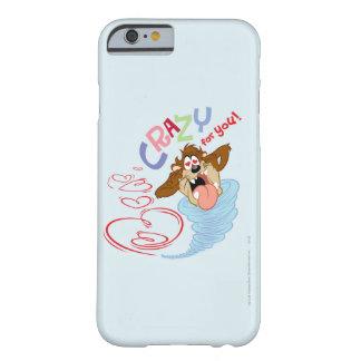 あなたのために熱狂するなTAZ™! BARELY THERE iPhone 6 ケース